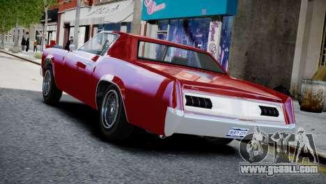 Virgo from GTA 5 v2 for GTA 4 left view
