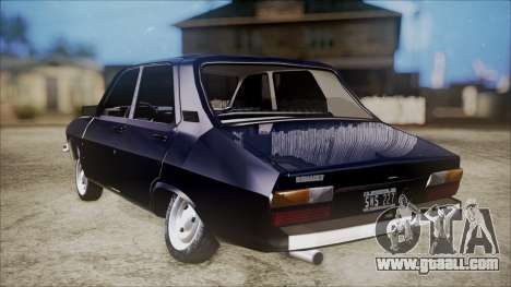 Renault 12 TL for GTA San Andreas left view