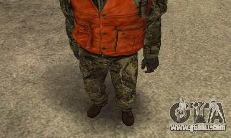 Job Man for GTA San Andreas second screenshot