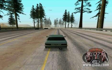 Speedometer Lada for GTA San Andreas