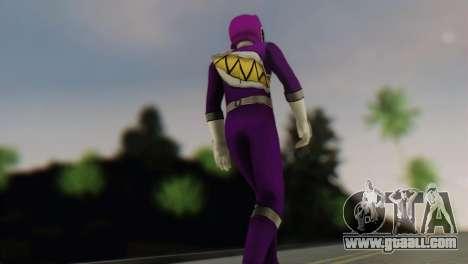 Power Rangers Skin 6 for GTA San Andreas second screenshot