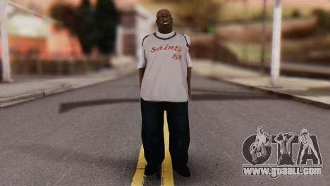 Big Smoke Skin 1 for GTA San Andreas