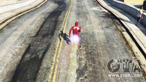 GTA 5 The Flash third screenshot
