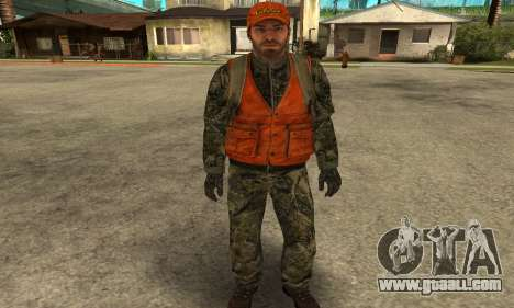 Job Man for GTA San Andreas third screenshot