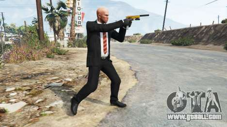 GTA 5 Hitman - Agent 47 third screenshot