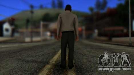 GTA 5 Skin 7 for GTA San Andreas second screenshot