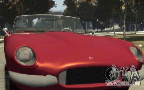Enus Windsor Classic for GTA 4 side view