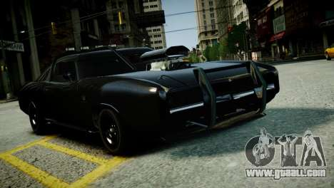 Imponte Dukes O Death from GTA 5 for GTA 4