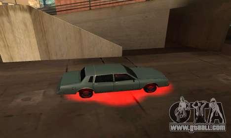 Cleo Neon for GTA San Andreas second screenshot