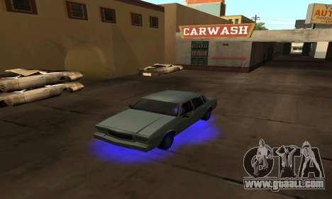 Cleo Neon for GTA San Andreas forth screenshot