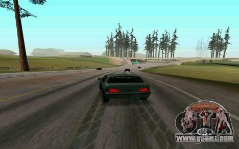 Speedometer Lada for GTA San Andreas second screenshot