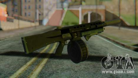 Assault Shotgun GTA 5 v2 for GTA San Andreas second screenshot