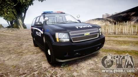 Chevrolet Tahoe SPVQ [ELS] for GTA 4