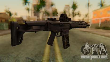 Magpul Masada v3 for GTA San Andreas second screenshot