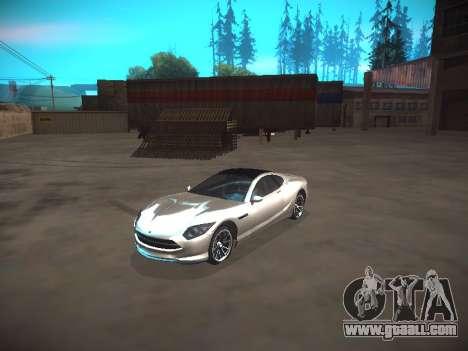 ENB Dark Orbit for GTA San Andreas third screenshot