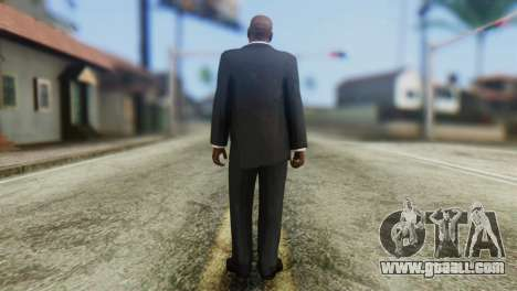 Strpreach Skin from GTA 5 for GTA San Andreas second screenshot
