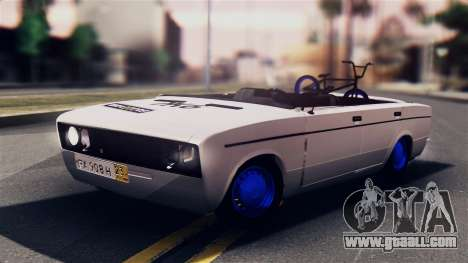 VAZ 2106 BC for GTA San Andreas