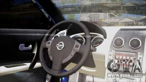 Nissan Maxima 2009 for GTA San Andreas back view