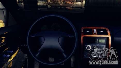 Mazda 626 for GTA San Andreas back view