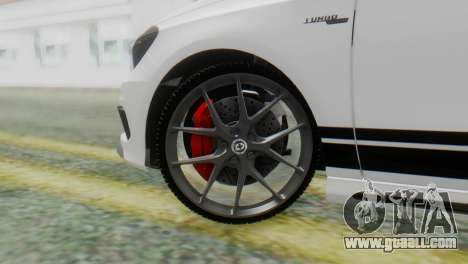 Mercedes-Benz A45 AMG for GTA San Andreas back left view