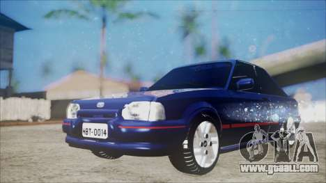 Ford Escort for GTA San Andreas right view