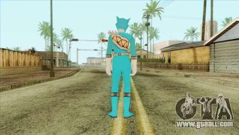 Power Rangers Skin 2 for GTA San Andreas second screenshot