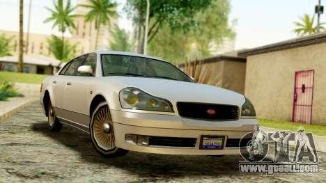 GTA 4 Intruder for GTA San Andreas