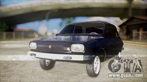 Renault 12 TL for GTA San Andreas