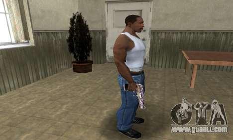 Good Look Like Deagle for GTA San Andreas third screenshot