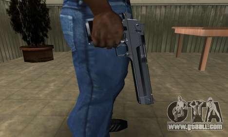 Refle Deagle for GTA San Andreas second screenshot