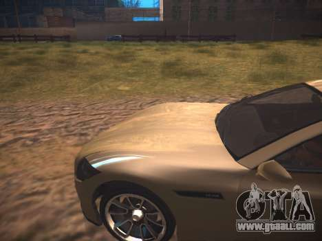 ENB Dark Orbit for GTA San Andreas forth screenshot