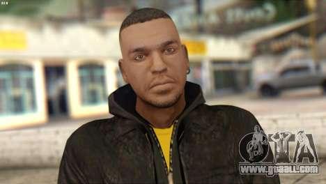 Luis Lopez Skin v4 for GTA San Andreas third screenshot