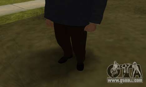 FBI HD for GTA San Andreas fifth screenshot