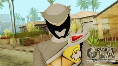 Power Rangers Skin 3 for GTA San Andreas third screenshot
