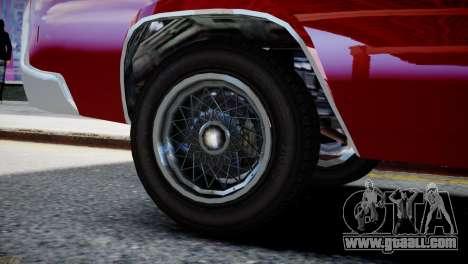 Virgo from GTA 5 v2 for GTA 4 back left view