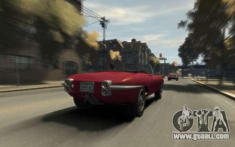 Enus Windsor Classic for GTA 4 upper view