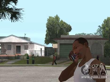 Sony Xperia Z Ultra for GTA San Andreas second screenshot