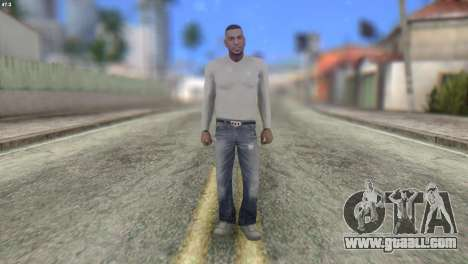 Luis Lopez Skin v6 for GTA San Andreas