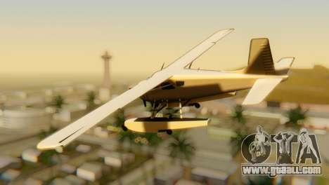 GTA 5 Dodo v1 for GTA San Andreas left view