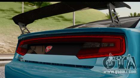 GTA 5 Bravado Buffalo S Sprunk IVF for GTA San Andreas right view