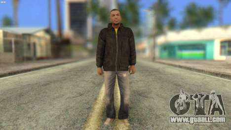 Luis Lopez Skin v4 for GTA San Andreas