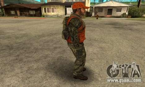 Job Man for GTA San Andreas fifth screenshot