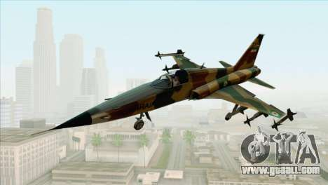 Northrop F-5ES IRIAF for GTA San Andreas