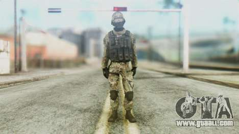 BSD Operator for GTA San Andreas second screenshot