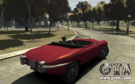Enus Windsor Classic for GTA 4 back left view