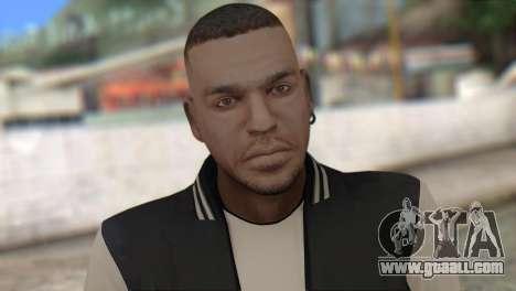Luis Lopez Skin v5 for GTA San Andreas third screenshot