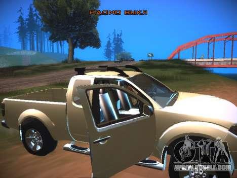 ENB Dark Orbit for GTA San Andreas second screenshot