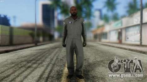 Pilot Skin from GTA 5 for GTA San Andreas