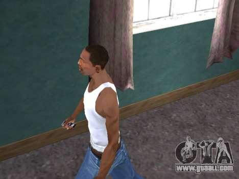 Sony Xperia Z Ultra for GTA San Andreas fifth screenshot