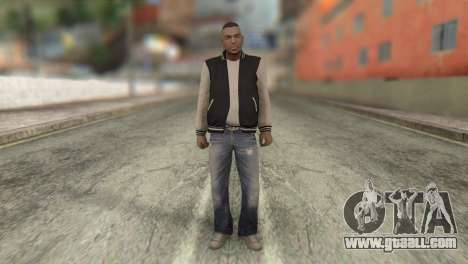 Luis Lopez Skin v5 for GTA San Andreas